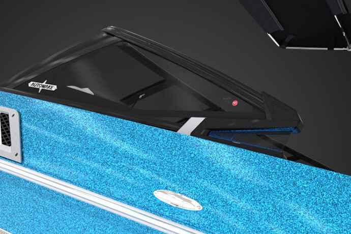 NEW LIGHTED BILLET ALUMINUM WINDSHIELD ACCENTS