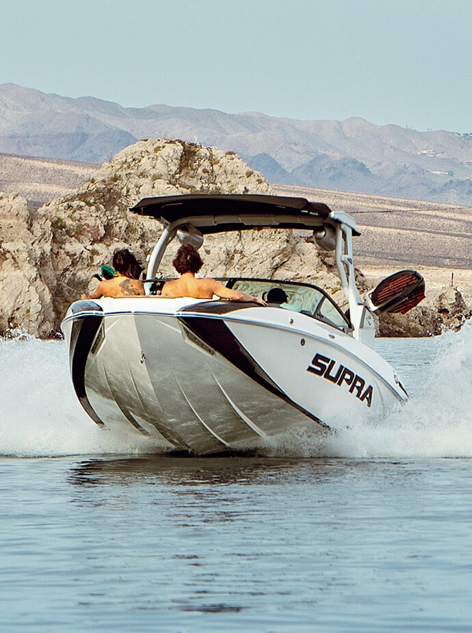 SUPRA COMPETITION HULL