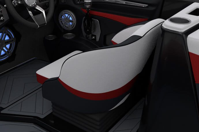 POWER ADJUSTABLE HEATED DRIVER'S SEAT
